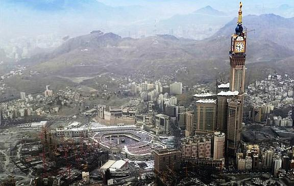 Foreign Companies Selling Hotel Rooms in Mecca with High Prices