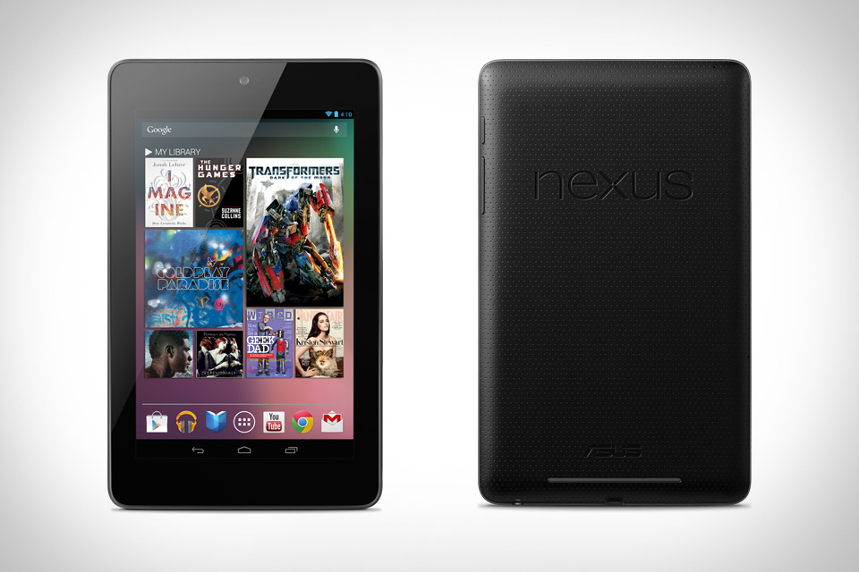 Google Nexus 7 Tablet now Available in Iran