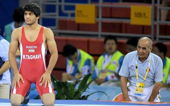Iranian wrestler, Mehdi Taghavi Kermani, says he is ready to capture gold medal in Olympic Games.