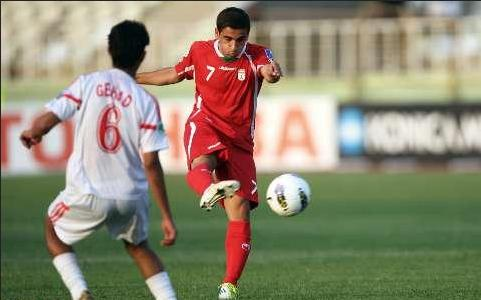 AFC U-16 Championship Iran, Kuwait, Iraq and Australia Qualified for Quarter finals