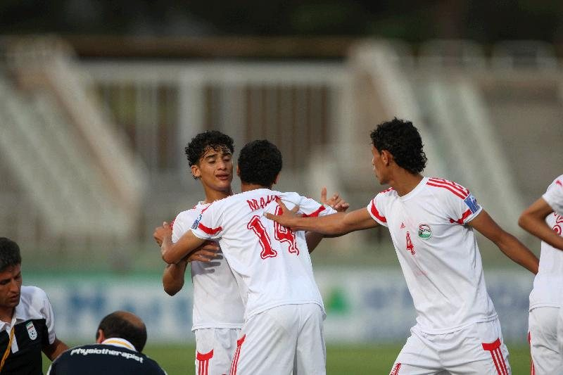 AFC U-16 Championship Iran, Uzbekistan, Iraq and Japan Reach Semi-Finals