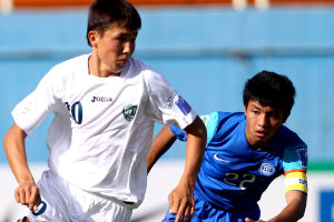 AFC U-16 Championship South Korea, Japan and Uzbekistan Won