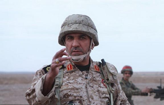 Deputy Commander of IRGC Ground Forces Brigadier General Abdollah Araghi