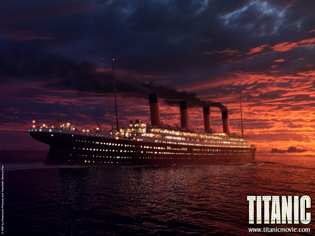 Iran to Produce Titanic II Movie