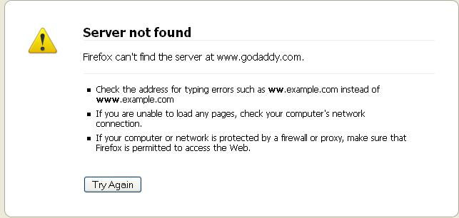 Special Offer from GoDaddy Turns into Nightmare, Anonymous Hacked GoDaddy