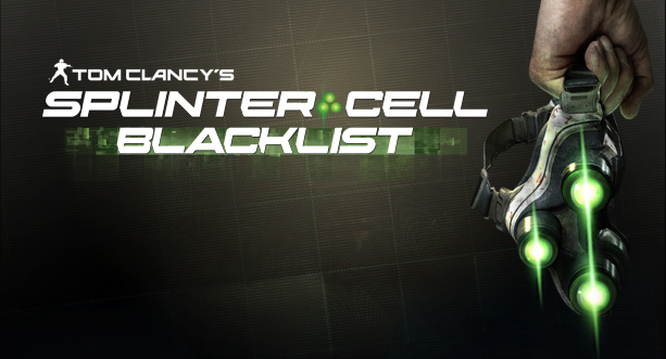 Tom Clancy's Splinter Cell Blacklist is a New Anti-Iran Video Game