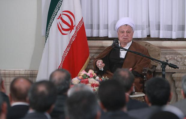 Akbar Hashemi Rafsanjani Talks about Government's Mismanagement