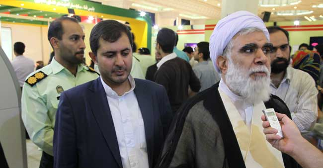 Ayatollah Akhtari, Secretary General of Ahlul Bayt World Assembly