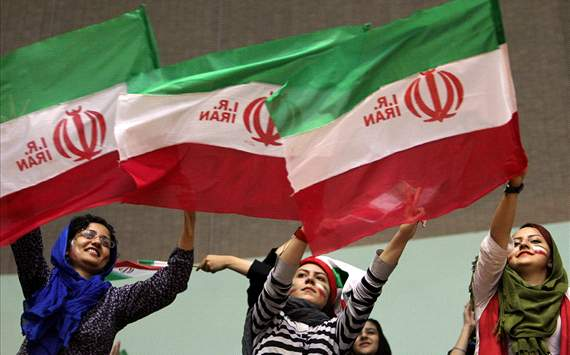 Iran may Allow Females to Enter Stadiums as Football Federation to Bid for 2019 AFC Asian Cup