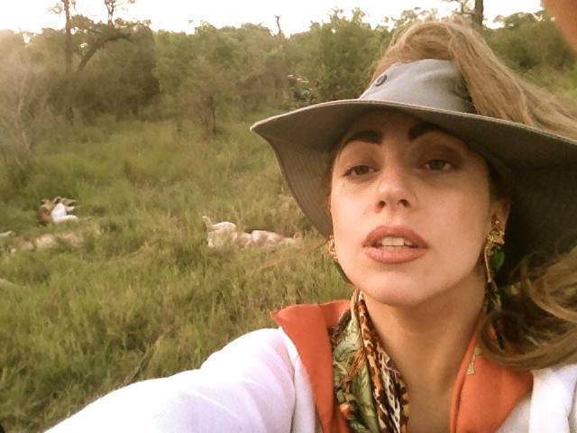Lady Gaga Appreciates Prime Minister Medvedev for not Supporting Anti-Gay Bill