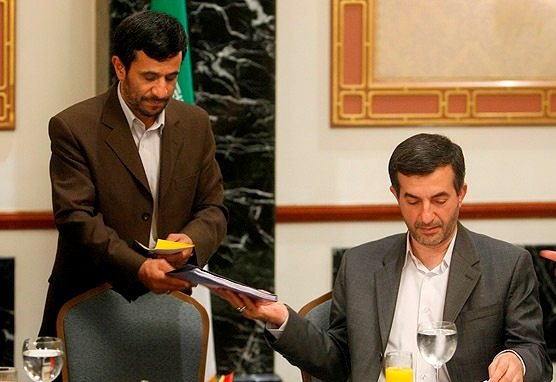 Mohammad-Reza Bahonar Mahmoud Ahmadinejad has Serious Plans for the Upcoming Presidential Election