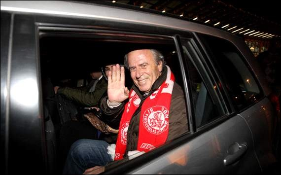 Mustafa Denizli Persepolis FC is my House