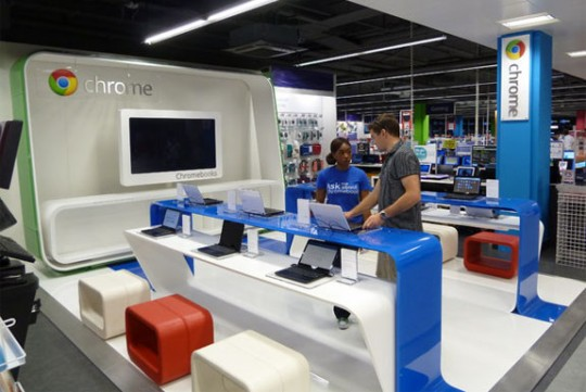 Google ready for the competitive world of retail?
