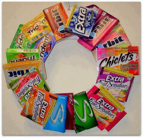 Is the thrill of chewing gum gone?