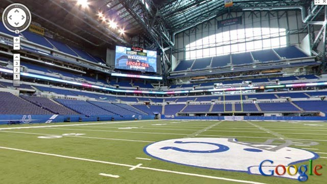 NFL withdrawals? Check out Google Maps virtual stadium tour