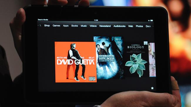 Amazon hopes to fire up sales with new virtual coins for Kindle