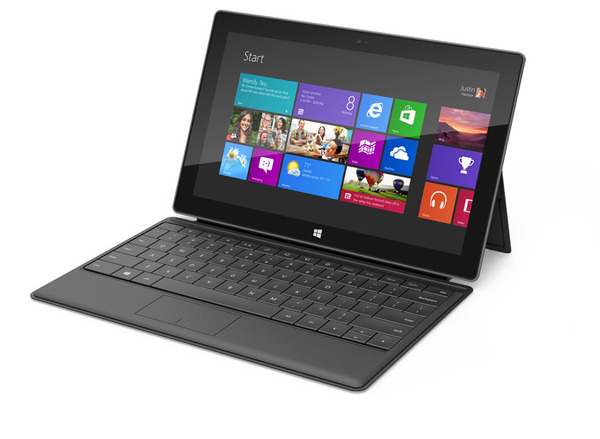 Microsoft's Surface Pro not quite standing on its promises