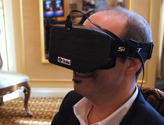 Oculus Rift brings new life to old VR technology