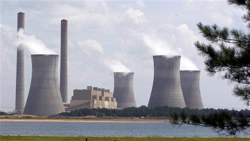 Despite decline in use of coal- U.S. Power plants remain largest stationary source of air pollution