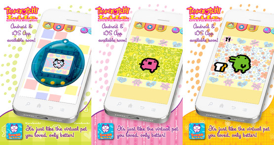 Popular '90s digipet re-hatches into world of mobile gaming