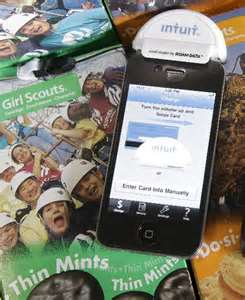 Need your Girl Scout cookie fix? Now there's an app for that!