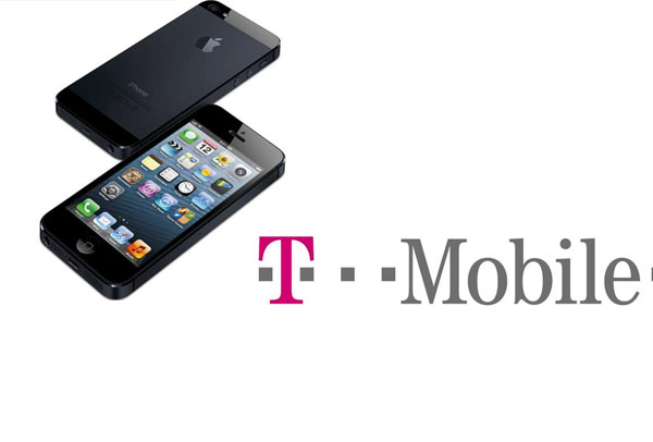 Good news for T-Mobile iPhone 5 fans