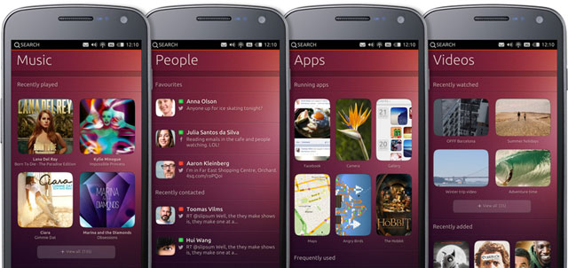 Ubuntu Coming to Smartphones