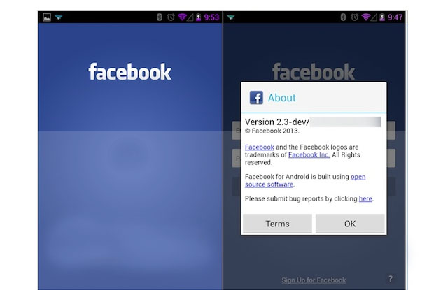 Facebook Home and online privacy