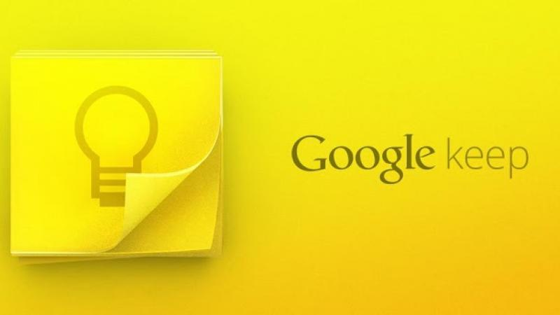 Google Keep Enters The Arena