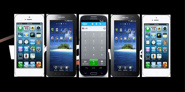 Android, Sprint, and Samsung Leads in Sales in Early 2013 According to Research