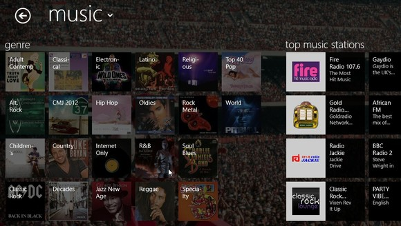 Top 5 Free Radio Apps for Windows 8