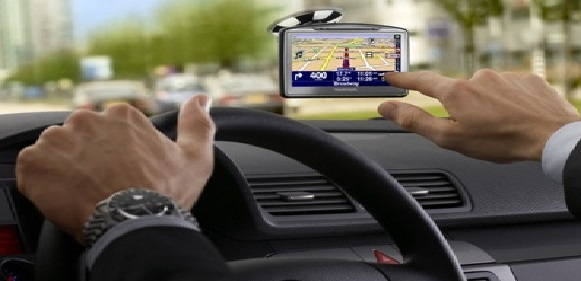 GPS While Driving Illegal