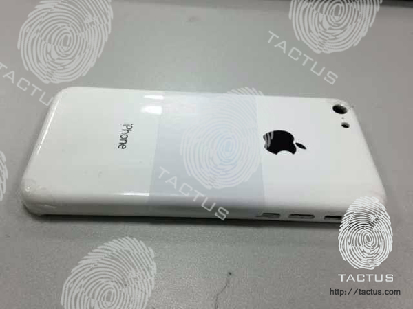 Manufacturer Tactus Release Picture of Rumored Budget iPhone