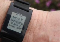 Could Smartwatches End Up Next To Smartphones?
