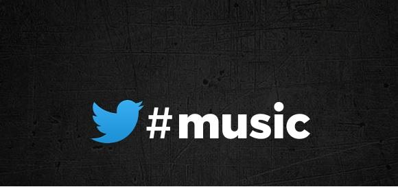 Twitter Launches #Music