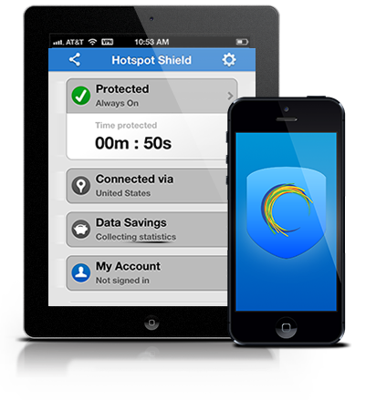 Protect your iPad with a VPN