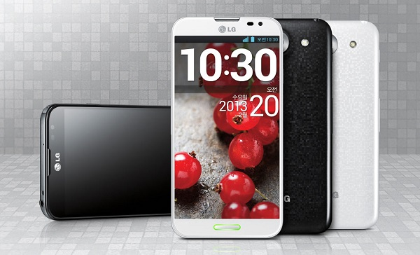 LG Optimus G Pro To Be Exclusive to AT&T