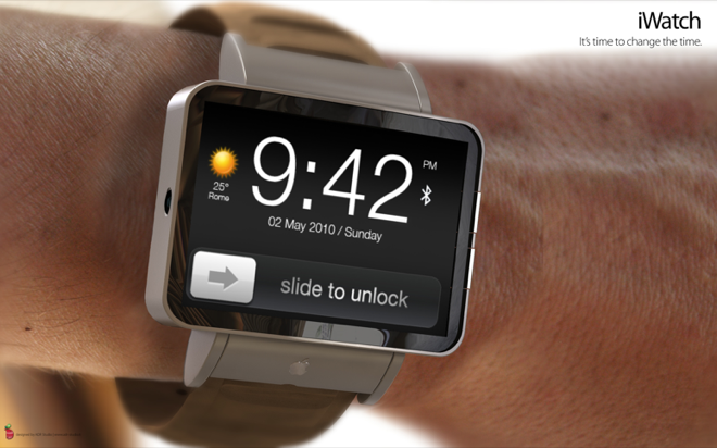 Apple Checking Into 1.5-Inch Displays For Smartwatch