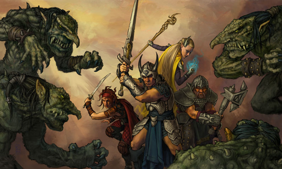 Warner Bros' Fiefdom of Fabulous Fantasy Franchises Flourishes With Dungeons & Dragons