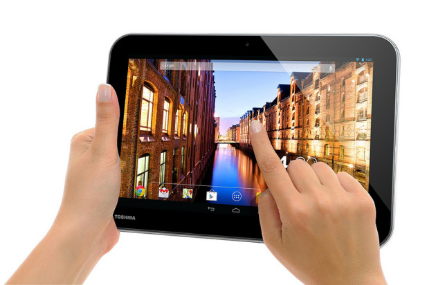 New Trio of Toshiba Tablets This Year