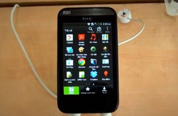 HTC Gunning For Affordable Smartphones With Desire 200