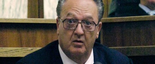 "John ""The Butcher"" Martorano Takes The Stand Against James ""Whitey"" Bulger"
