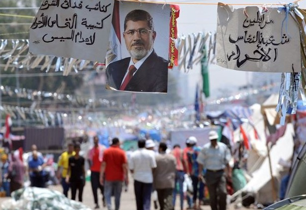 Former Egyptian President Morsi's Charges Announced