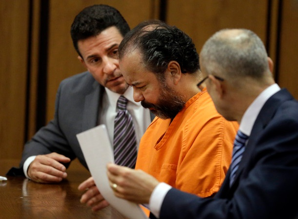 Castro Deemed Mentally Competent To Stand Trial