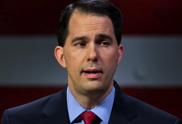 Wisconsin Governor Scott Walker Open To Immigration Reform
