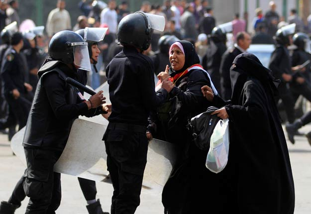 Death Toll In Cairo Clashes Near 70, Likely To Rise