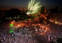 Violence During Egypt Protests