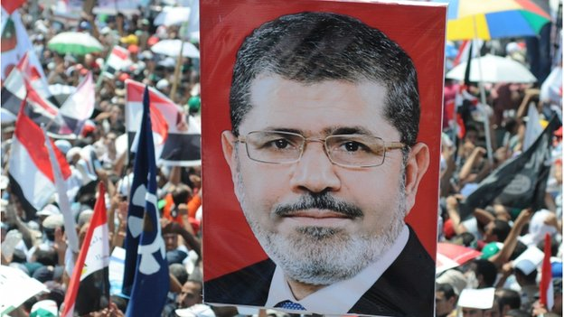 Morsi Being Held In Hiding, Pro-Morsi Protests Continue