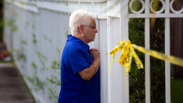 Florida Man Kills Wife, Allegedly Posts on Facebook