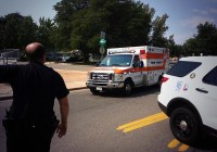 Denver Gunman In Critical Condition, Bomb Defused